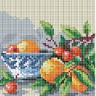 Абрикосы и вишня