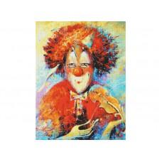 Картина-раскраска по номерам «Маэстро» 40*50 см