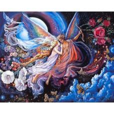 Картина-раскраска по номерам «Амур и Психея» 40*50 см