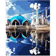 Картина-раскраска по номерам «Кул-Шариф» 40*50 см