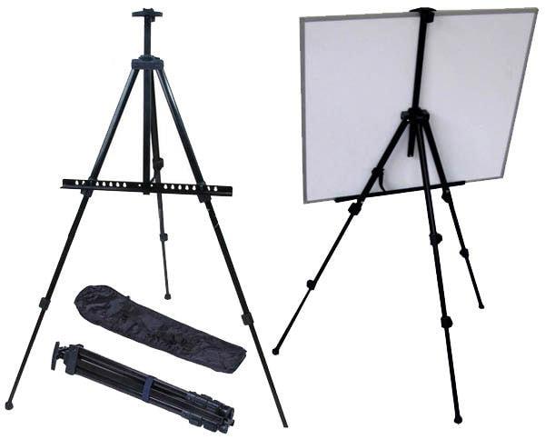 мольберт телескопический с чехлом